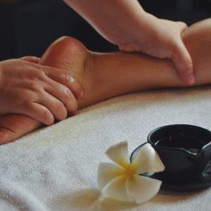 Thailändische Fußmassage Trier